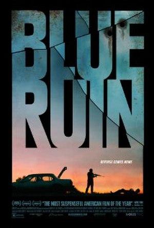 Blue Ruin - Film poster