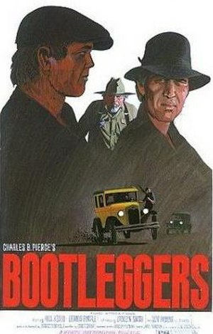 Bootleggers (1974 film) - Image: Bootleggers (1974 film)