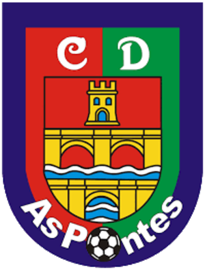 CD As Pontes - Image: CD As Pontes