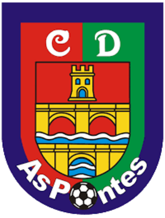 CD As Pontes - Image: CD As Pontes