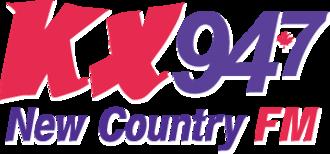 CHKX-FM - Image: CHKX FM