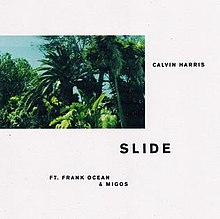 "Calvin Harris ""Slide"" single cover.jpg"