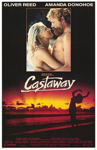 Castaway (film) - Theatrical release poster
