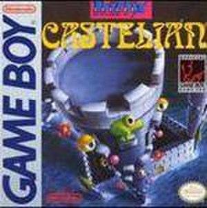 Nebulus (video game) - Castelian, the Game Boy port