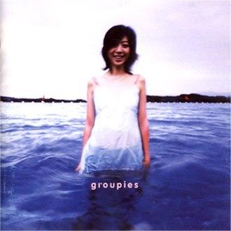 Groupies (album) - Image: Cheer album 3 cover