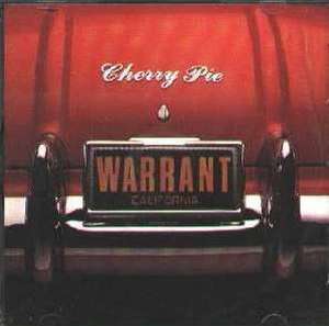 Cherry Pie (Warrant song) - Image: Cherry Pie Warrant single