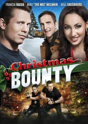 Christmas Bounty - Image: Christmas Bounty poster