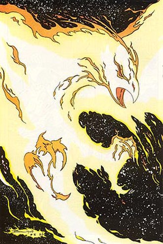 Phoenix Force (comics) - Image: Classic X Men 008 back