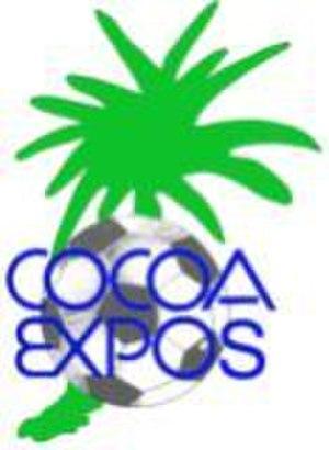 Cocoa Expos - Image: Cocoaexpos