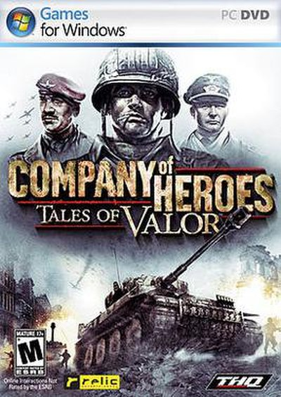 Picture of a game: Company Of Heroes: Tales Of Valor