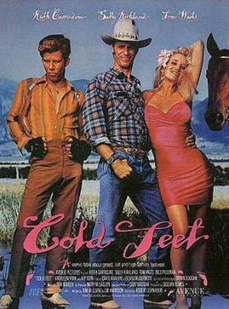 Cold Feet (1989 film) - Image: Cold Feet Film Poster