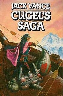 <i>Cugels Saga</i> novel by Jack Vance