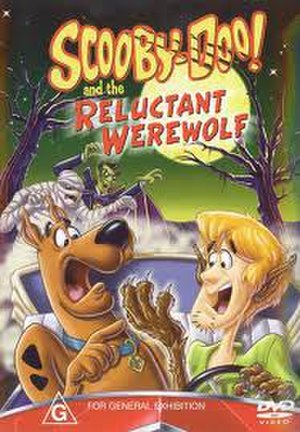 Scooby-Doo! and the Reluctant Werewolf - Australian DVD cover
