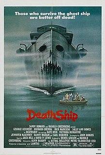 <i>Death Ship</i> (1980 film) 1980 British-Canadian horror film