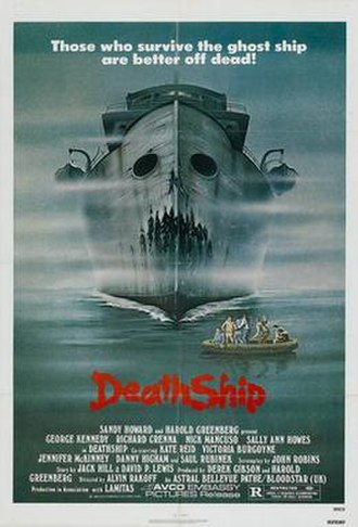 Death Ship (1980 film) - Death Ship theatrical poster