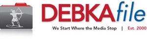 Debkafile - Image: Debka logo