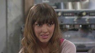 Miranda Montgomery - Denyse Tontz as Miranda Montgomery