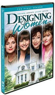 <i>Designing Women</i> (season 7) season of television series