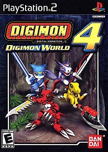 Image result for Digimon world 4