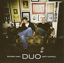 Duo (Richard Marx and Matt Scannell album - cover art).jpg