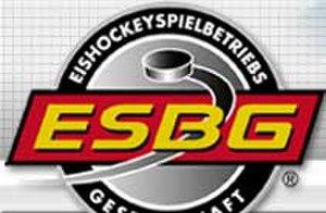 2nd Bundesliga (ice hockey) - Image: ESBG logo