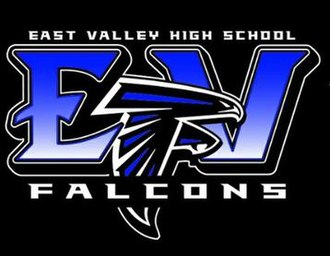East Valley High School (California) - Image: Eastvalley HSLAC Alogo