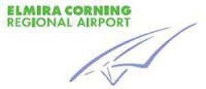 Elmira Corning Regional Airport - Image: Elmira Corning Regional Airport Logo