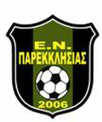 Enosis Neon Parekklisia FC - Image: Enosis Neon Parekklisias