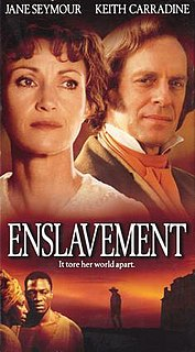 <i>Enslavement: The True Story of Fanny Kemble</i> 2000 television film directed by James Keach