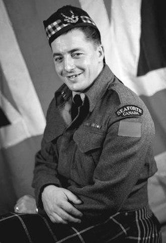 "Ernest Smith - Private ""Smokey"" Smith c.1945"
