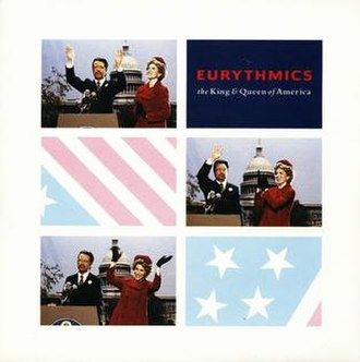 The King and Queen of America - Image: Eurythmics KAQOA