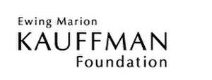 Ewing Marion Kauffman Foundation - Image: Ewing Marion Kauffman Foundation logo