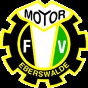 FV Preussen Eberswalde - Logo of FV Motor Eberswalde until May 2011.