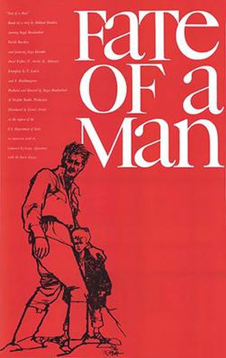 Fate of a Man - Image: Fate of a Man