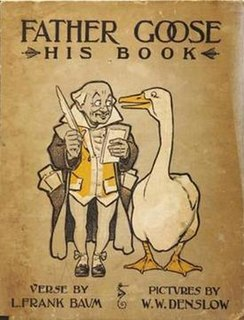 <i>Father Goose: His Book</i> book by L. Frank Baum