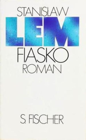Fiasco (novel) - Image: Fiasco lem cover