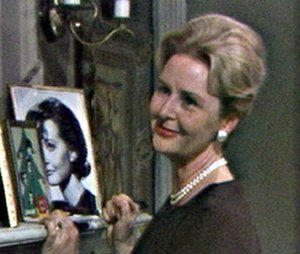 Alice Horton - Frances Reid as Alice Horton in a 1965 episode