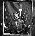 Francis Picabia, 1919,<br />inside ''Danse de Saint-Guy''