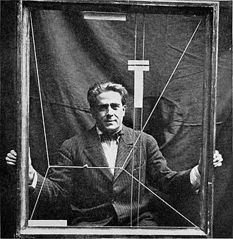 Francis Picabia - Francis Picabia, 1919, inside Danse de Saint-Guy