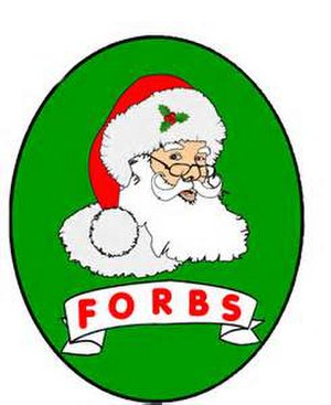 Fraternal Order of Real Bearded Santas - Image: Fraternal Order of Real Bearded Santas logo