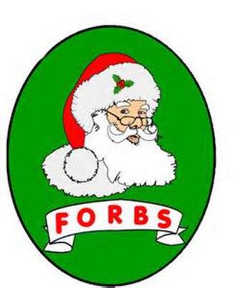Fraternal Order of Real Bearded Santas - Image: Fraternal Order of Real Bearded Santas logo