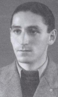 Fredy Hirsch German-Jewish youth leader