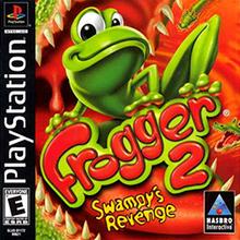 frogger 2 swampys revenge pc