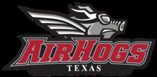 Texas AirHogs Independent professional baseball team based in Grand Prairie, Texas