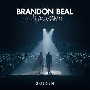 Golden (Brandon Beal song) - Image: Golden Brandon Beal