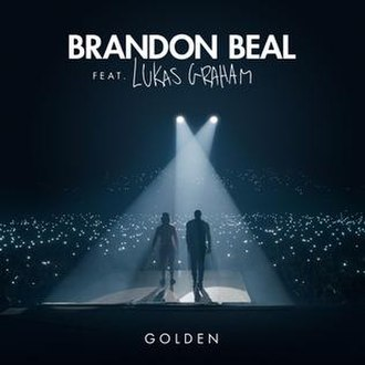 Brandon Beal featuring Lukas Graham — Golden (studio acapella)