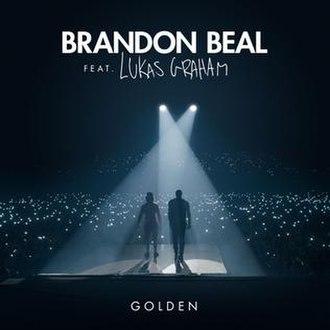 Brandon Beal featuring Lukas Graham - Golden (studio acapella)