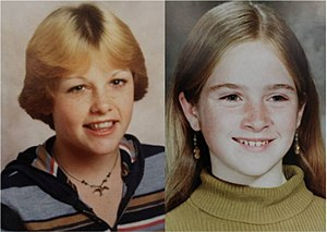 Murders of Kerry Graham and Francine Trimble - Kerry Graham (left) and Francine Trimble