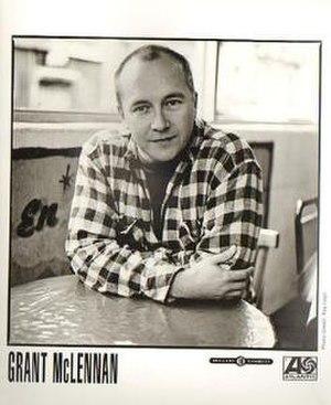 Grant McLennan - Image: Grant Mc Lennan