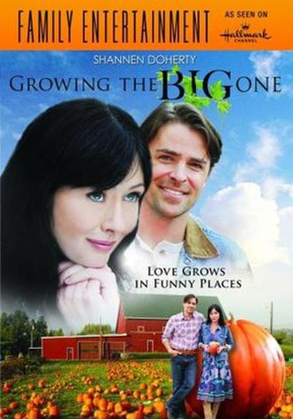 Growing the Big One - DVD cover